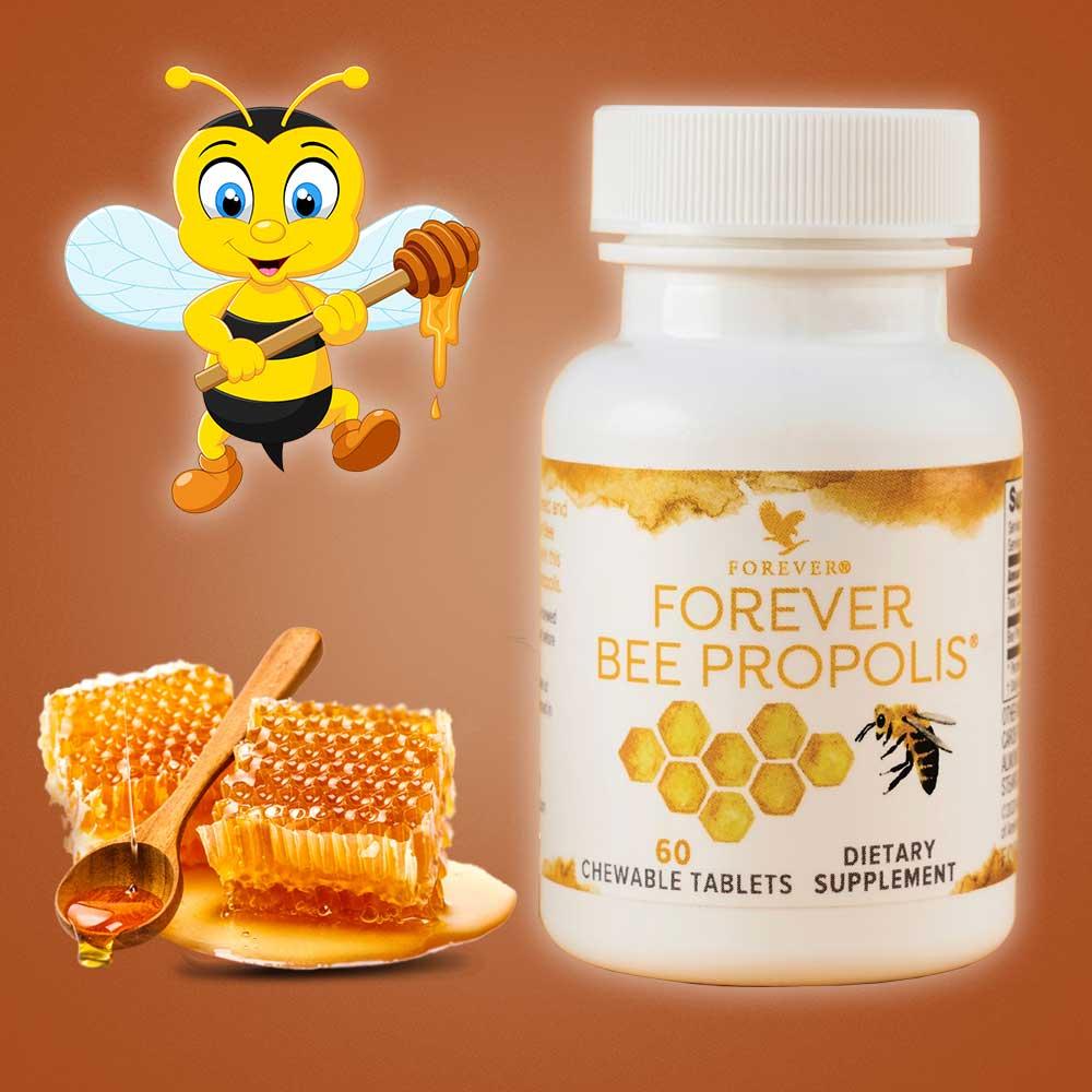 أفضل منتجات النحل فوريفر بي بروبليس